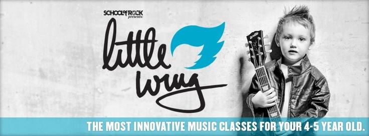Little Wing at School of Rock  #kidsmusiclessons #childdevelopment #music #kids #doylestown
