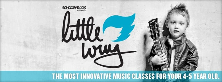 Little Wing at School of Rock  #kidsmusiclessons #childdevelopment #music #kids #doylestown