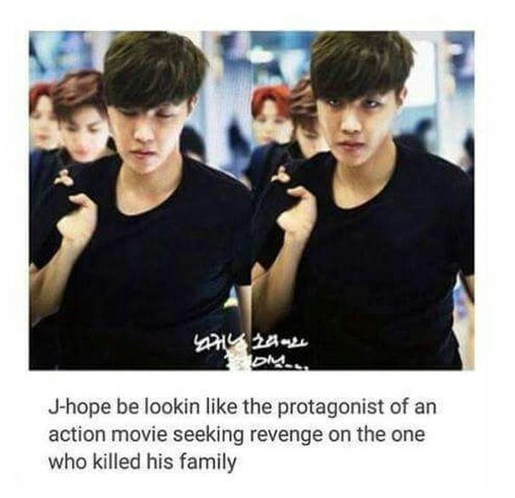 Jhope the new kdrama actor #bts #funny