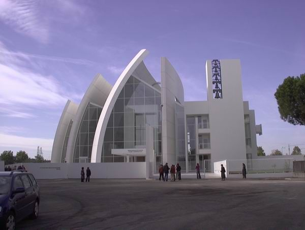 chiesa Dio Padre Misericordioso