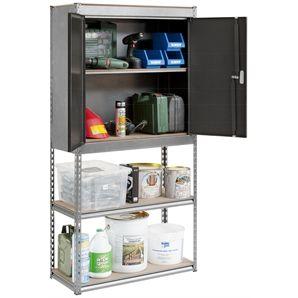 $169 Handy Storage Boltless 5 Shelf Unit
