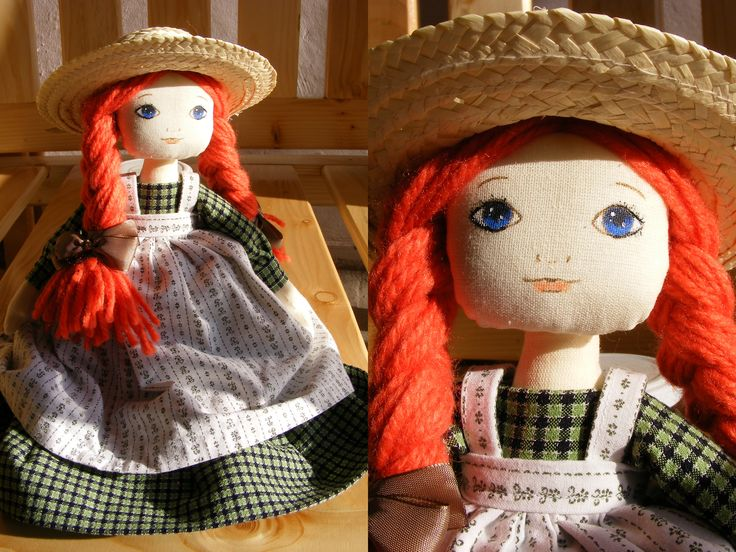 Anne of Green Gable - Handmade by TLC