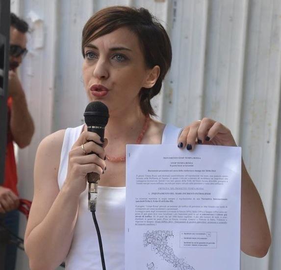 "Total scrive alle associazioni ""No Tempa Rossa"""
