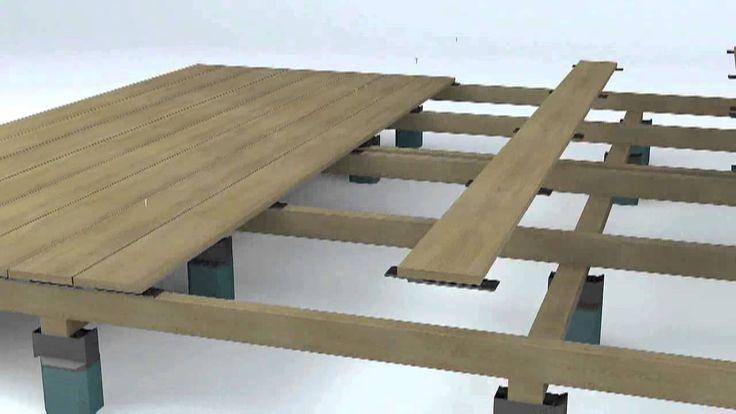 """Résultat de recherche d'images pour """"bois echafaudage plancher terrasse"""""""