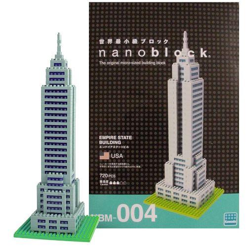 Beautiful Nanoblock Empire State Building Amazing Pictures