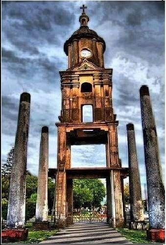 Hace falta! Torre de Iglesia Católica en Arauco!! ♡♡♥    Arauco en Biobío