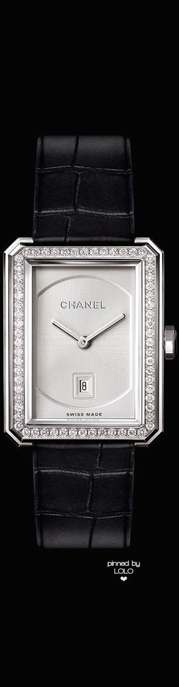 Chanel Boyfriend Watch | LOLO❤