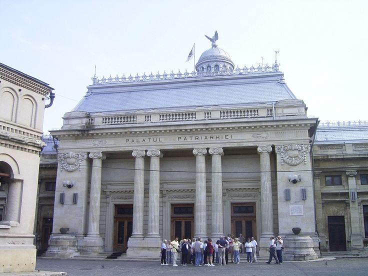 Palatul Patriarhiei in București, București