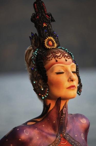Mardi Gras costume and headdress NOLA New Orleans, | Mardi ...