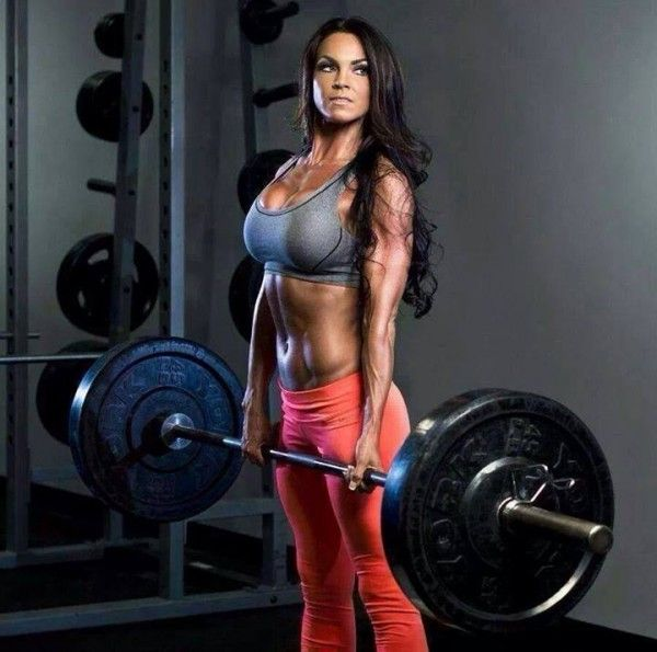 Amber Dawn Orton Interview - Ripped Fitness Model Talks To T&T!