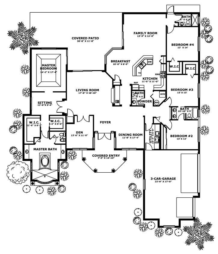 Walk Through Shower Plans | Amazing House Plans
