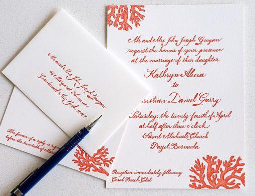 Anne Robin - Calligraphy | Anne Robin: Los Angeles Calligrapher, Hand Written Calligraphy, Wedding Invitations