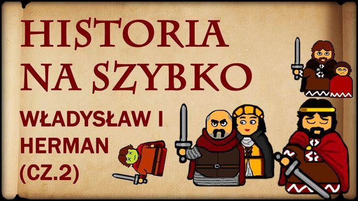Historia Na Szybko - Władysław I Herman cz.2 (Historia Polski #15) (1088...