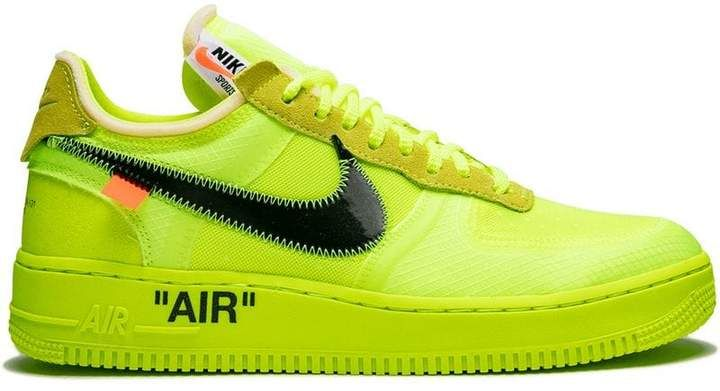 Nike X Off White The 10 Nike Air Force 1 Low Nike Air Force
