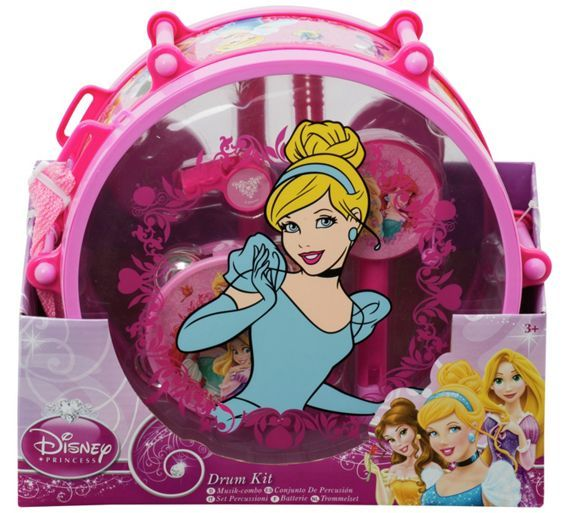 Buy Disney Princess Drum Set at Argos.co.uk, visit Argos.co.uk to shop online for Musical toys, Creative and science toys, Toys