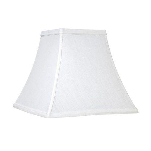 Amazon com laura ashley laura ashley charlotte white pagoda lamp shade white