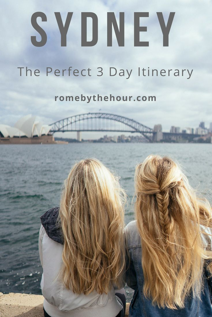 The Perfect 3 Day Sydney Itinerary - Wanderlust Movement | South