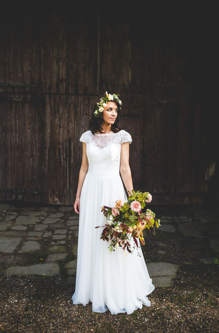 Image by Photography34 - Lillie Mae bridal gown by Charlotte Balbier for a rich…