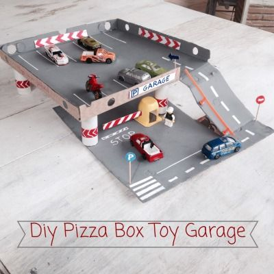 Don T Throw Out That Box Fun Diy Toys Made From Recycling