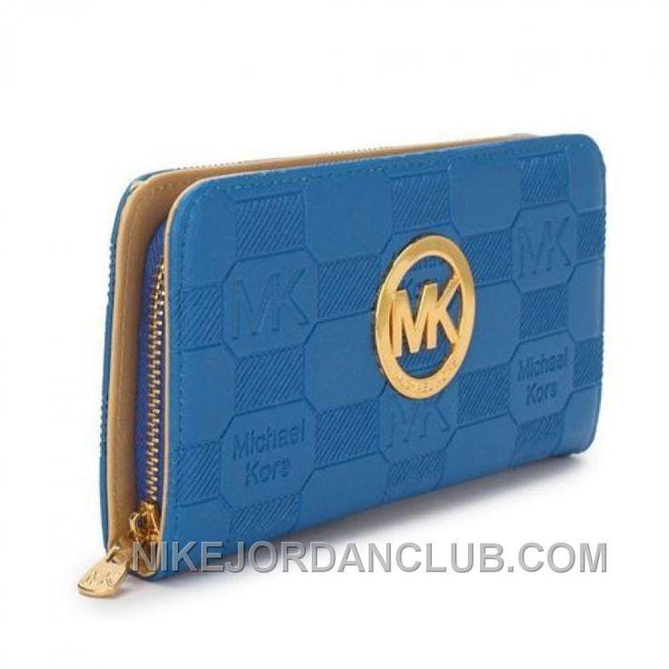 http://www.nikejordanclub.com/michael-kors-logo-signature-large-blue-wallets-discount-pjr3d.html MICHAEL KORS LOGO SIGNATURE LARGE BLUE WALLETS DISCOUNT PJR3D Only $35.00 , Free Shipping!