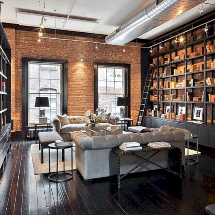 Loft Apartment Interior Design Ideas: Best 25+ Loft Interior Design Ideas On Pinterest