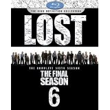 Lost: The Complete Sixth and Final Season [Blu-ray] (Blu-ray)By Matthew Fox