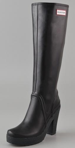 Lonny High Heel Tall Boots | i like a little edge | Boots ...