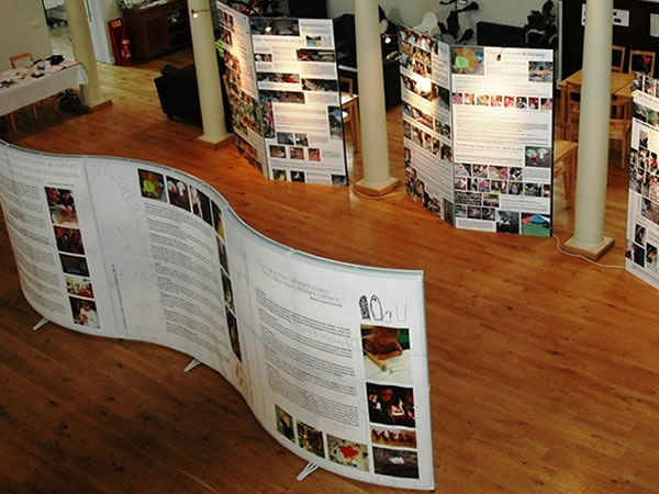 Reflections Day Nursery: Making Learning Visible Exhibition
