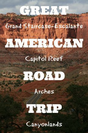 Great American Road Trip- Discover some of Utah's lesser known National Parks #Utah #NationalPark #GrandStaircase #Escalante #CapitolReef #Arches #Canyonlands #Beauty #Photography #RoadTrip #RV #Adventure #Travel