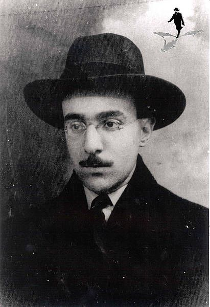 """""""There are ships sailing to many ports, but not a single one goes where life is not painful."""" Fernando Pessoa."""