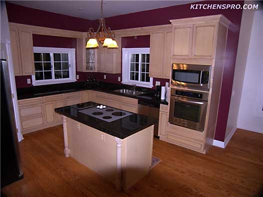 Kitchen Island Range Ideas