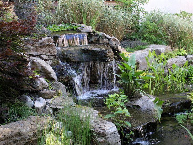 Jardin Zen Chute D 39 Eau Et Cascades Amenagement