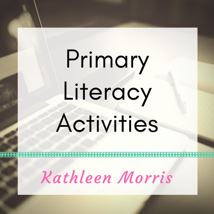 Engaging literacy activities to try in the primary classroom