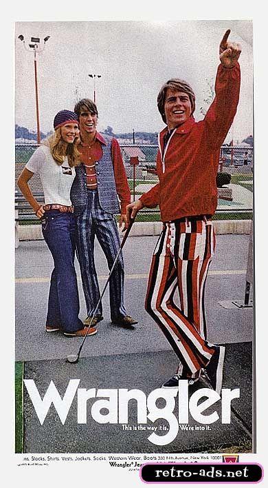 1970s Wrangler Ads   Retro-Ads.net   1971 Wrangler Ad