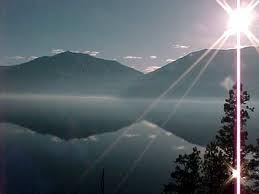 Kootenay Lake in Kootenay National Park!