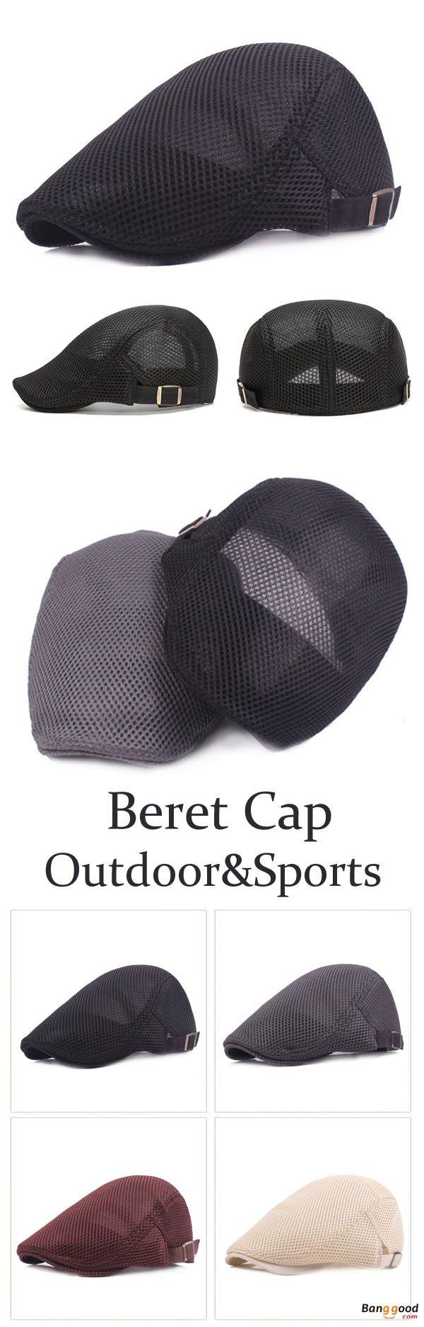 US$7.99+Free shipping. Men's Cap, Men's Fashion, Beret Hat, Golf Hat, Baseball Hat, Cabbie Hat. Adjustable, Breathable. Color: White, Black, Brown, Beige, Grey.
