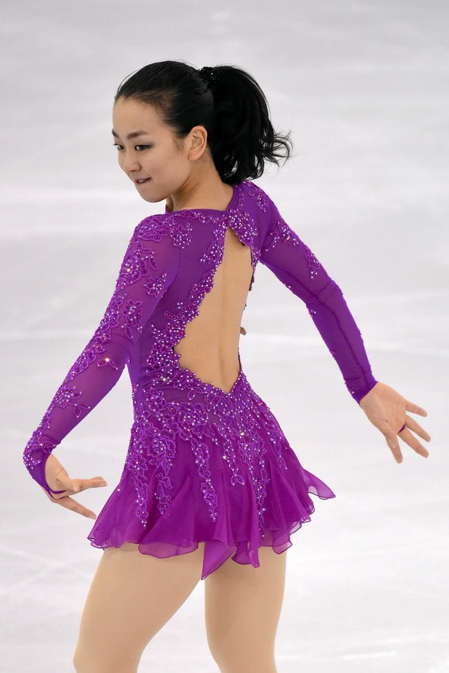 Mao Asada - Japanese skater