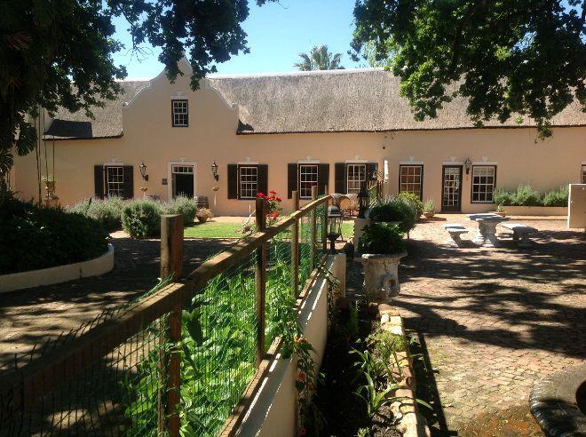 De Leeuwenhof Estate, Paarl, South Africa