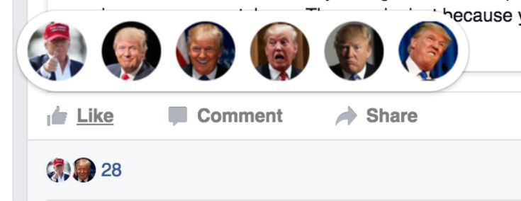 How to Swap Facebook's New Reaction Emojis With the Emoji of Your Choice