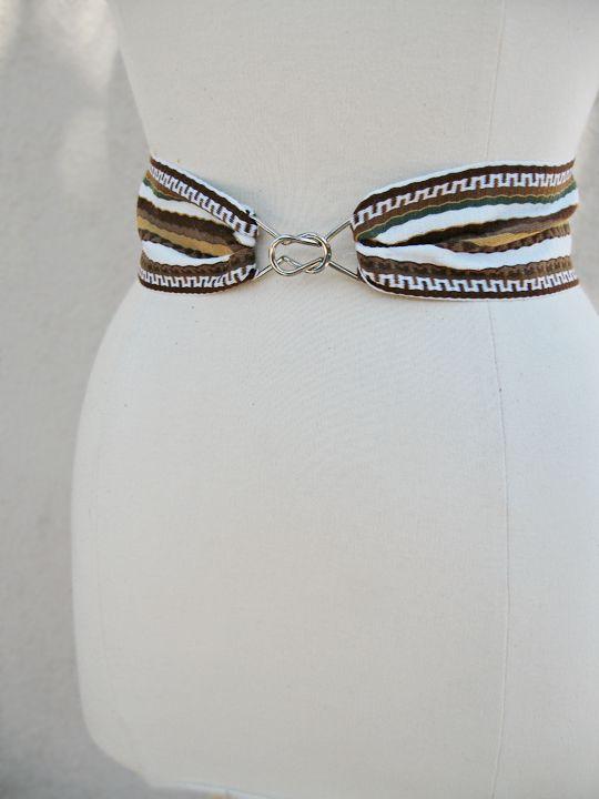 DIY pattern belt