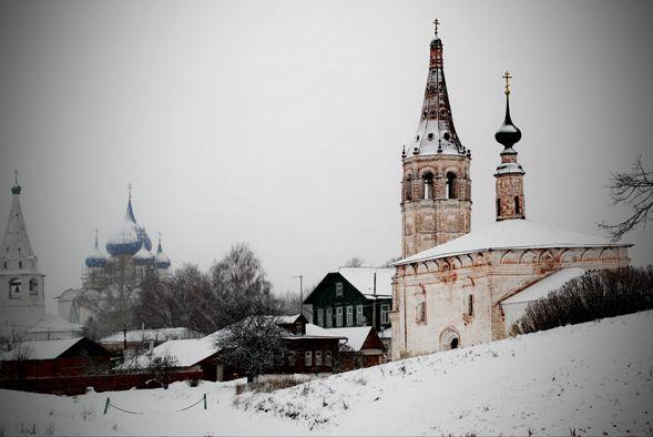 LomoMoscow: Wonderful New Year trip to Suzdal