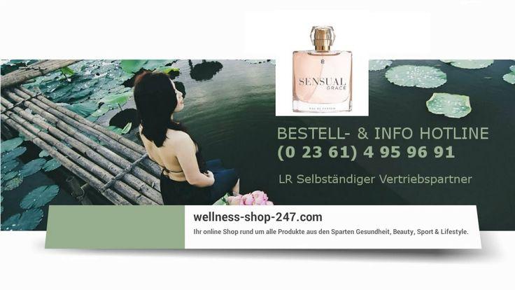 LR Parfum Sensual Grace günstig kaufen im LR Shop