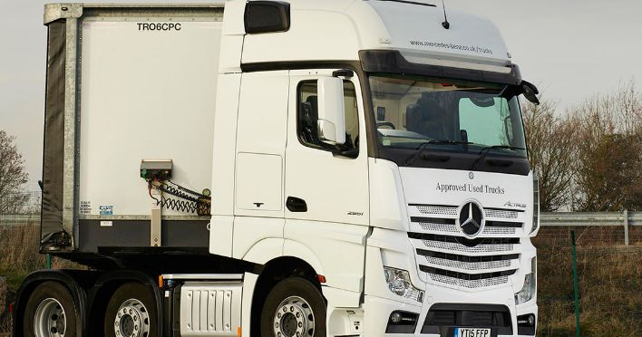 Mercedes Actros 2543 Reviews - Simply north of Sheffield at Wentworth Park is Mercedes-Benz Approved Used Commercial Vehicle Centre, where it claims that made use of vehicles are prepared to exactly the same standard as their first-life relatives.