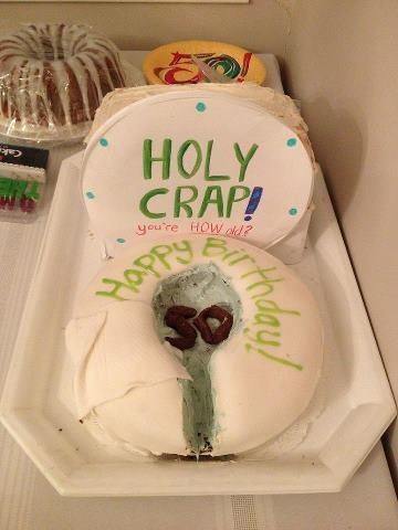Birthday Cake Images Toilet : toilet cake - Happy Birthday Dad! Piece o  cake! Pinterest