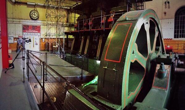 The River Don Steam Machine
