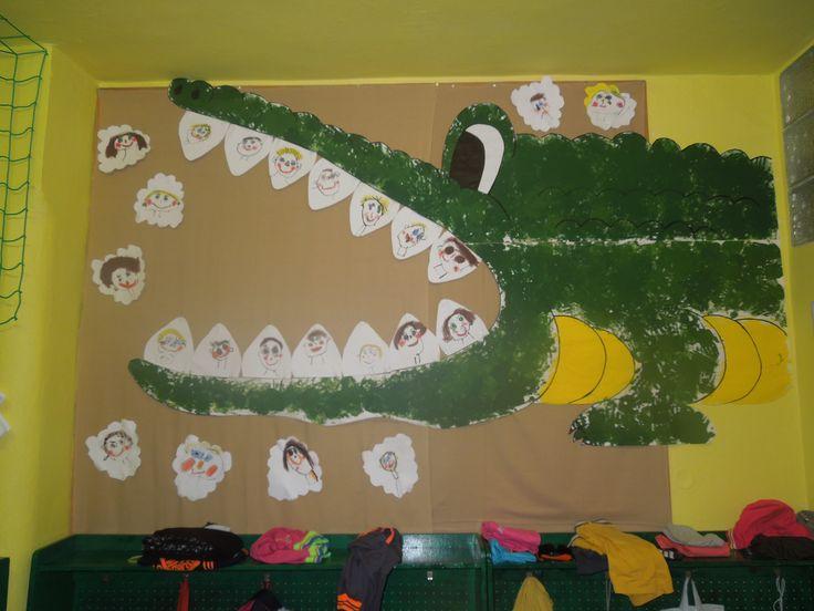 """To jsem já v naší """"krokodýlkové třídě"""""""
