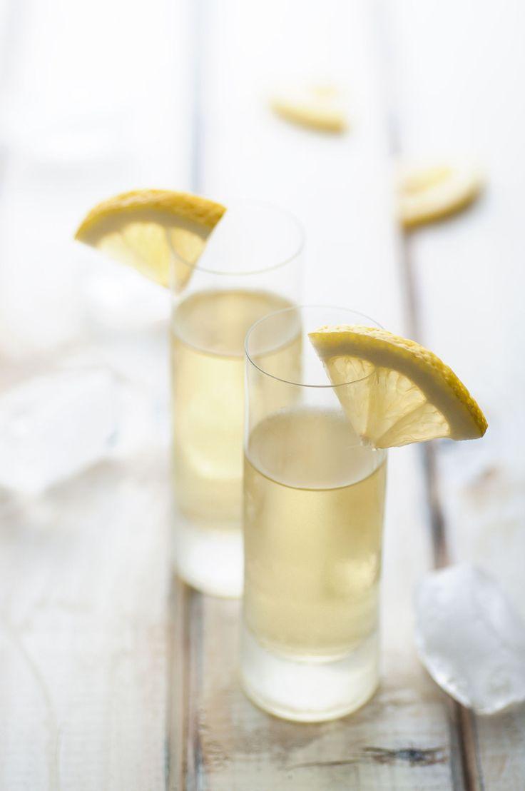 Traditional Homemade Limoncello   - MarieClaire.com
