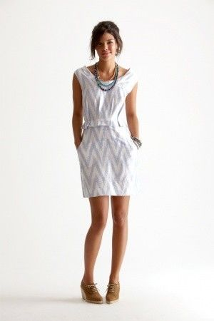 Ikat Dress by tanya