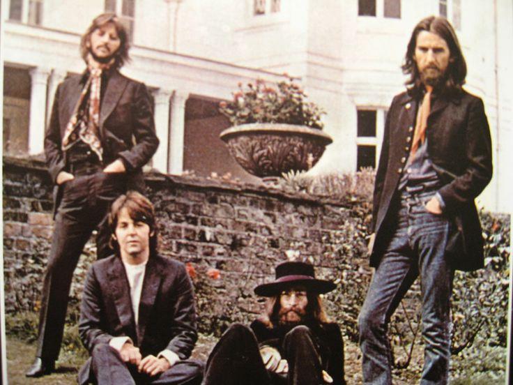 Wild west Beatles