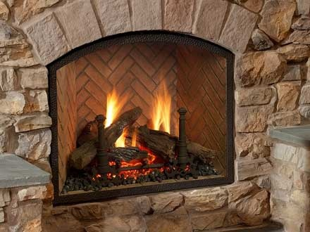 151 best images about wood stoves fireplaces on pinterest for Small den with fireplace